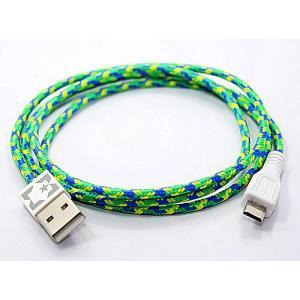 EASTERN COLLECTIVE Micro USB ケーブル(Galactic)(アンドロイドスマートフォン、タブレットPC対応 充電・データ転送等用ケーブル)|flgds