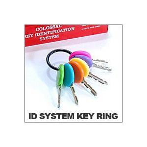 ID SYSTEM KEY RING(IDシステムキーリング)キーホルダー|flgds