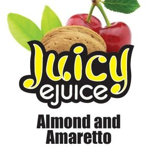 Juicy Ejuice 電子タバコ用リキッド Almond And Amaretto(アーモンド&アマレット)10ml アメリカ・カナダ産|flgds