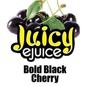 Juicy Ejuice 電子タバコ用リキッド Bold Black Cherry (ブラックチェリー)10ml アメリカ・カナダ産|flgds