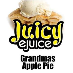 Juicy Ejuice 電子タバコ用リキッド Grandmas Apple Pie(アップルパイ)10ml アメリカ・カナダ産|flgds