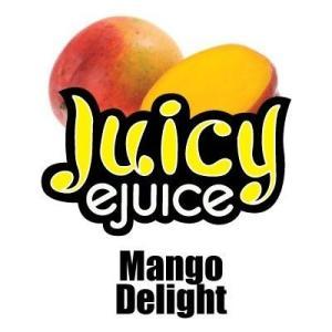 Juicy Ejuice 電子タバコ用リキッド Mango Delight(マンゴー)10ml アメリカ・カナダ産|flgds