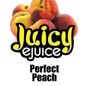 Juicy Ejuice 電子タバコ用リキッド Perfect Peach(ピーチ)10ml アメリカ・カナダ産|flgds