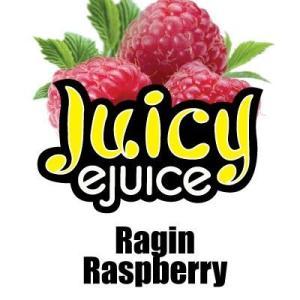 Juicy Ejuice 電子タバコ用リキッド Ragin Raspberry(ラズベリー)10ml アメリカ・カナダ産|flgds