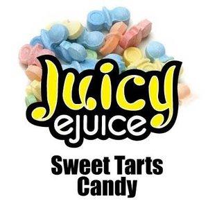 Juicy Ejuice 電子タバコ用リキッド Sweet Tarts Candy(ラムネ菓子)10ml アメリカ・カナダ産|flgds