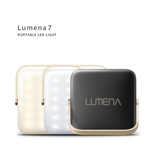 LUMENA7(ルーメナー7) LEDランタン(ブラック)(10000mAhモバイルバッテリー機能付)【国内正規代理店品】 flgds