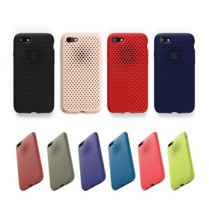 「AndMesh MESH CASE for iPhone 8 / 7」は、毎日持ち歩くiPhone...