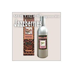 MISTICKS ミスティックス フレグランスミスト Jazzberries(ジャズベリー)|flgds
