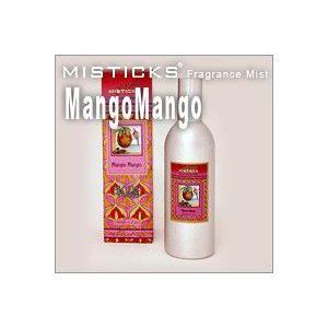 MISTICKS ミスティックス フレグランスミスト Mango Mango(マンゴーマンゴー)|flgds