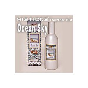 MISTICKS ミスティックス フレグランスミスト Ocean Sky(オーシャンスカイ)|flgds