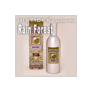 MISTICKS ミスティックス フレグランスミスト Rain Forest(レインフォレスト)|flgds