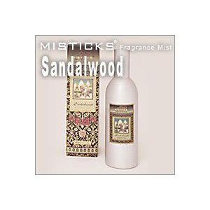 MISTICKS ミスティックス フレグランスミスト Sandalwood(サンダルウッド)|flgds