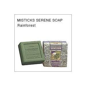 MISTICKS ミスティックス セリーンソープ Rainforest(レインフォレスト) アロマソープ 石けん|flgds