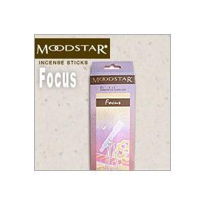 MOODSTAR ムードスター Focus(フォーカス)スティックインセンス(お香)|flgds