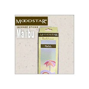 MOODSTAR ムードスター Malibu(マリブ)スティックインセンス(お香)|flgds