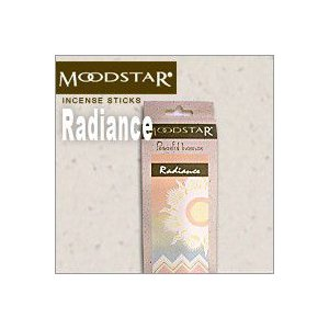 MOODSTAR ムードスター Radiance(ラディアンス)スティックインセンス(お香)|flgds