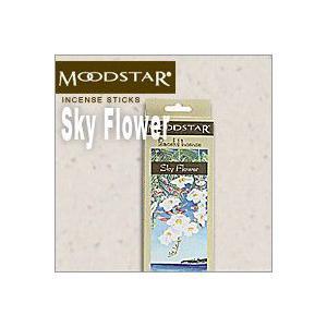 MOODSTAR ムードスター SkyFlower(スカイフラワー)スティックインセンス(お香)|flgds