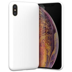 MYNUS iPhone XS CASE(マットホワイト)マイナスアイフォンケース(iPhone X非対応)|flgds
