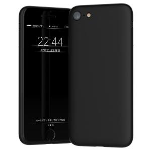 MYNUS iPhone 8 CASE(マットブラック)アイフォンケース(iPhone7/8両対応)|flgds