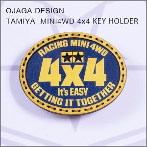 OJAGA DESIGN(オジャガデザイン)TAMIYA MINI4WD 4x4バッジ|flgds