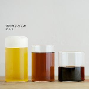 BOROSIL VISION GLASS LH 350ml ボロシル ヴィジョングラス 耐熱グラス|flgds