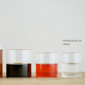 BOROSIL VISION GLASS SS 145ml ボロシル ヴィジョングラス 耐熱グラス|flgds
