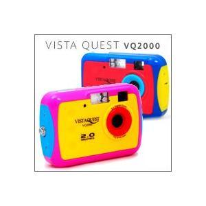 VISTAQUEST(ビスタクエスト)VQ2000トイデジ (トイカメラ)|flgds