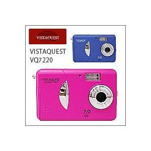 VISTAQUEST(ビスタクエスト)VQ7220 トイカメラ(トイデジ)|flgds