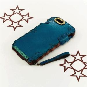 【送料無料】OJAGA DESIGN(オジャガデザイン)ZAURAK(iPhone6 Plus/iPhone6s Plus)ブルー アイフォンケース|flgds