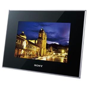 ソニー SONY デジタルフォトフレーム S-Frame X75 7.0型 内蔵メモリー2GB ブラ...