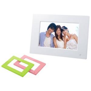 ソニー SONY デジタルフォトフレーム S-Frame E710 7.0型 内蔵メモリー128MB...