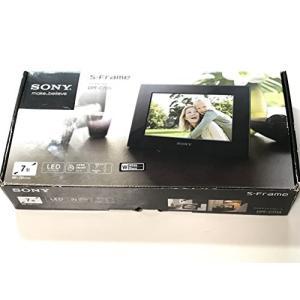 ソニー SONY デジタルフォトフレーム S-Frame C70A 7.0型 ホワイト DPF-C7...