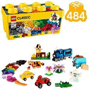 レゴ (LEGO) クラシック 黄色のアイデアボックス プラス 10696 35色のブロックセット ...