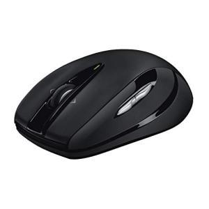 ロジクール ワイヤレスマウス 無線 マウス M546BD Unifying 7ボタン ワイヤレス 小...