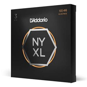 DAddario ダダリオ エレキギター弦 NYXL Regular Light .010-.046...