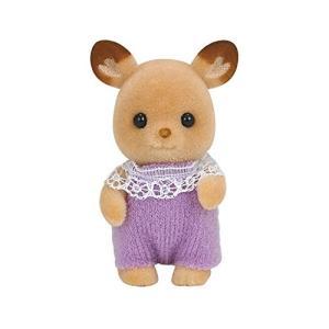 シルバニアファミリー 人形 シカの赤ちゃん シ-68