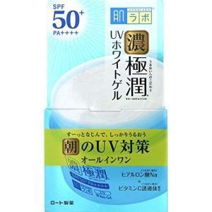 肌ラボ 濃い極潤 オールインワン UVホワイトゲル (SPF50+ PA++++) 90g