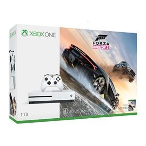 Xbox One S 1TB Ultra HDブルーレイ対応プレイヤー Forza Horizon ...