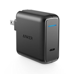 Anker PowerPort Speed 1 PD 30 (30W USB-C 急速充電器)PSE...