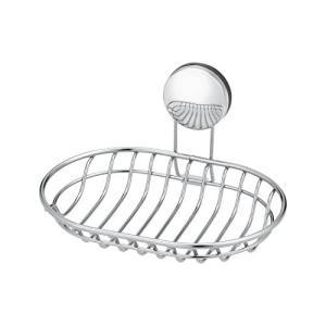 レック お風呂の壁に マグネット 石けん皿 (強力磁石) ステンレス B00077