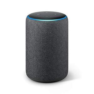 Echo Plus (エコープラス) 第2世代 - スマートスピーカー with Alexaチャコー...