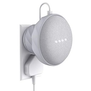 KIWI design Google Home mini/nest mini 壁掛け ホルダー グー...