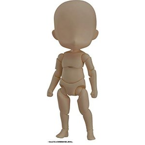 ねんどろいどどーる archetype:Boy cinnamon ノンスケール ABS&PVC製 塗...