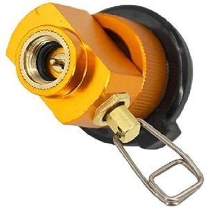 ガスアダプター 詰め替え cb缶 od缶 ガス充填アダプター (cb-od)|fljust