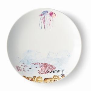 レオ・レオニ プレート スイミー 取り皿 ケーキ皿 17cm Leo Lionni 魚