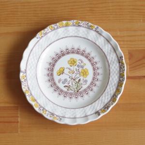 ヴィンテージ 食器 イギリス スポード コープランド バターカップ デザートプレート ケーキ皿 16...
