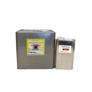 【送料無料】アタッチプライマー 4.5kg (コンクリート床用油面・湿潤面用プライマー ) floor-seal