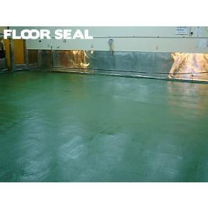 【送料無料】コンクリート床用ノンスリップ仕上塗料 セーフティーフロアー 5リットル|floor-seal