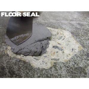 【送料無料】【動画あり】コンクリート補修材 穴補修 段差補修 エポキシ樹脂 サンケミカル 5kg|floor-seal