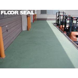 【5250円以上送料無料】【動画あり】コンクリート床の補修や仕上げに エポキシ樹脂 チタンフロアー お試しセット カラー10色|floor-seal